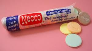 Necco wafer photo