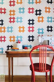 Churned Modern One-Block Quilts