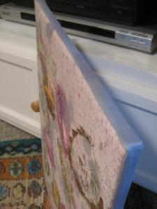 fabric edge