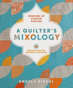 A quilter's mixology cover