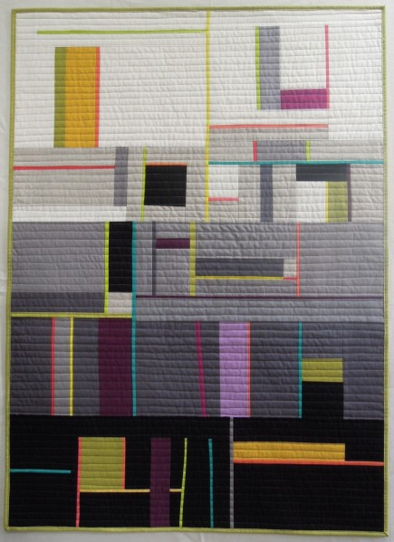 Terry Aske Quilt Canada 2014
