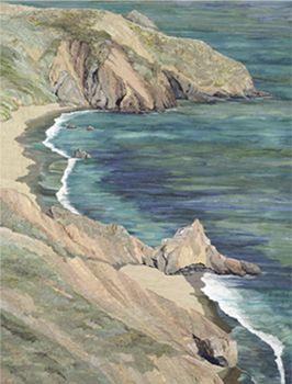 Marin Headlands Merle Axelrad