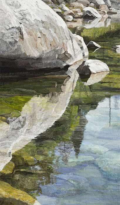Sierra Water Merle Axelrad
