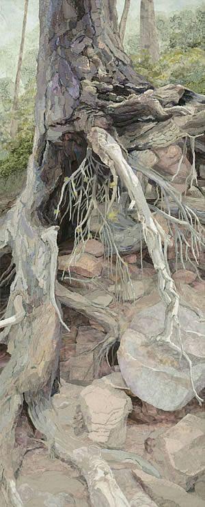 Tree 1 Merle Axelrad