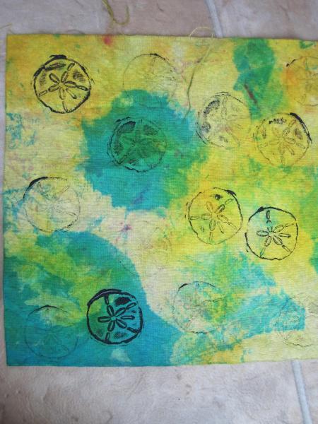 JC sand dollar print