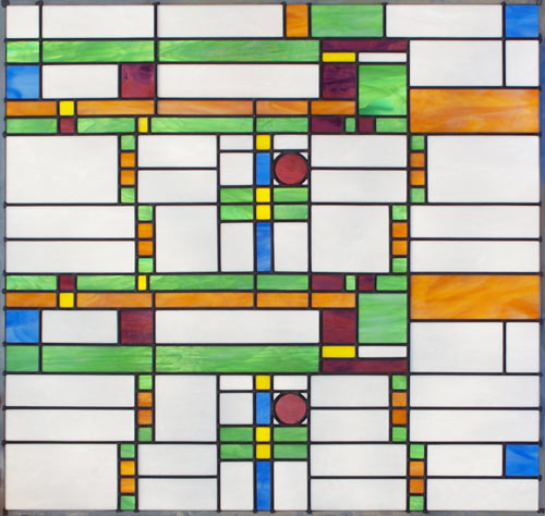 flw_abstract_stained_glass_frank lloyd wright