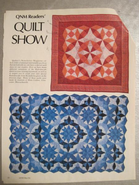 May1984_Quilters_Newsletter
