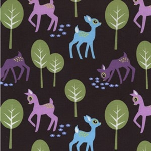 Michael Miller deer fabric