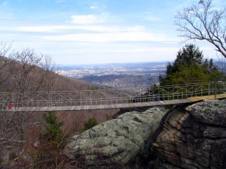 Rock City Swinging Bridge Flickr