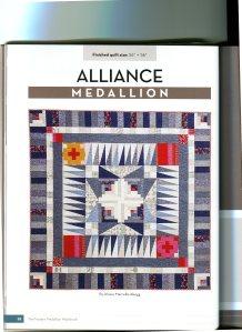 Modern Medallion007