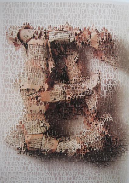 """Pablo Lehmann """"Baroque Letters (E)"""""""