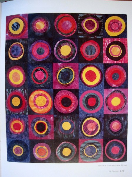 30 Circles by Carol Schepps