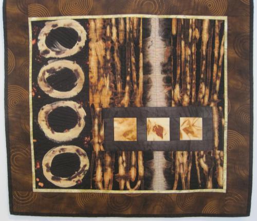Diane Bird untitled rust piece