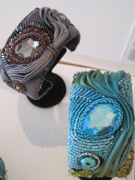 Mary Ann Weber bracelets