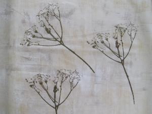 Wildflower screen print