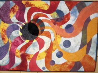 International Quilt Museum exhibit 3