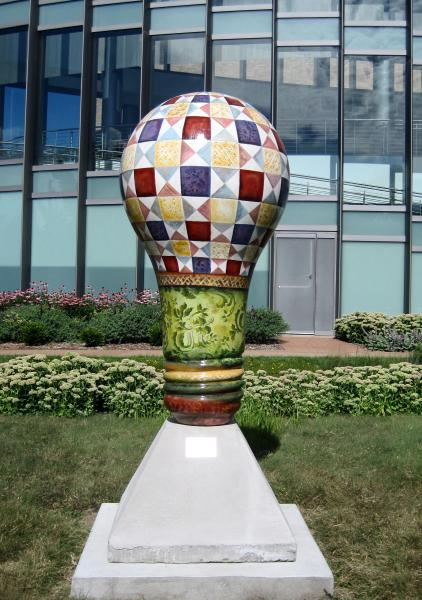 Sculpture International Quilt Museum
