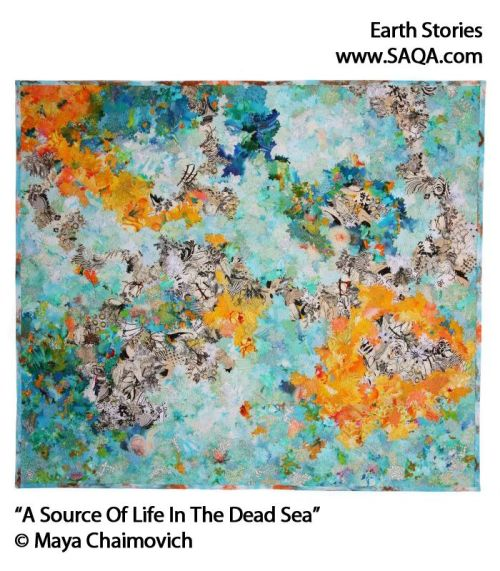 Source of Life In The Dead Sea
