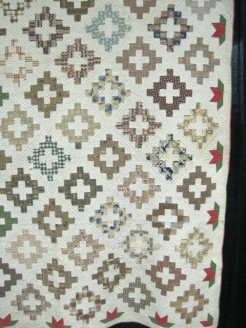 Christian Cross quilt