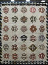 1870s Patchwork Quilt