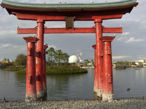 torii gate itsukushima imgkid.com
