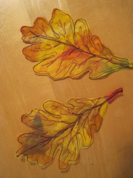 Mack_Joanna_leaves sewn and cut