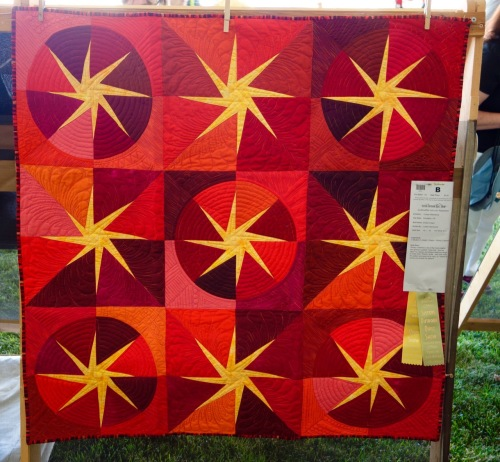 Shirley's Stars Sisters Quilt Show