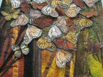 Wings of Fire detail Melani Brewer