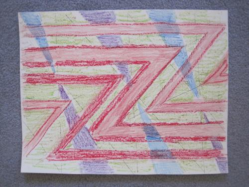 Z is for Zoom sketch
