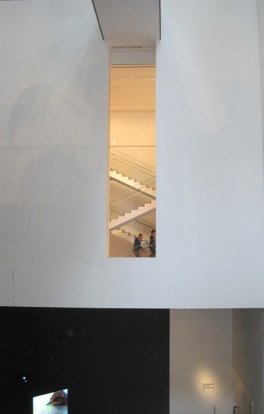 MOMA stairs
