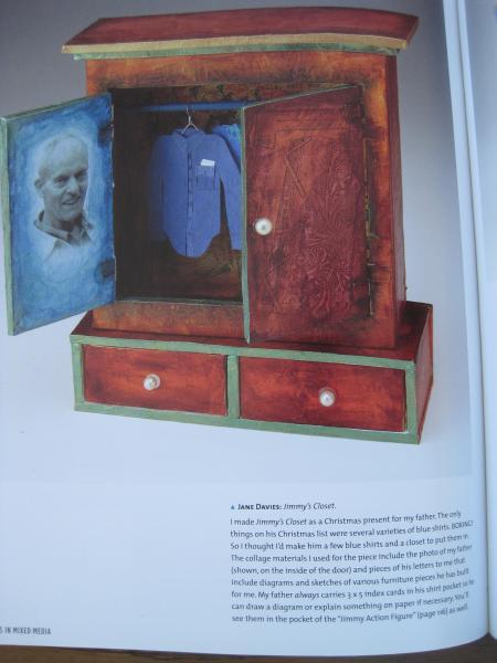 Jimmy's Closet Jane Davies