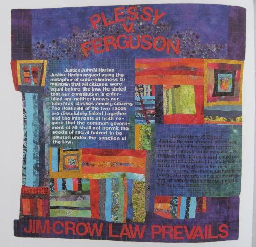 """Linda Gray """"Plessy v. Ferguson"""""""
