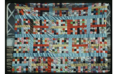 Carrie Severt Nine Patch Variation with Bars