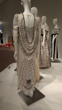 Zandra rhodes gown back