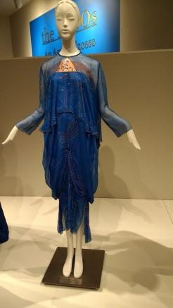 Zandra Rhodes gown