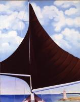 brown sail O'Keefe