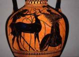 neck amphora Herakles