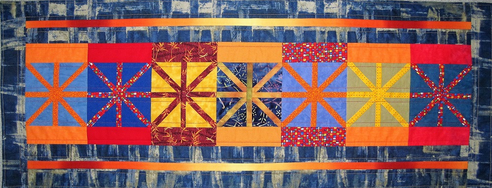 Mexican Table Runner Resized