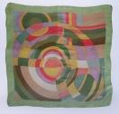 Sonia Celaunay scarf 1965